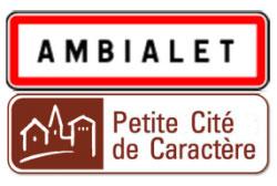 Partenaire la ville d'Ambialet