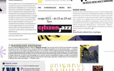 Revue de presse juin / juillet